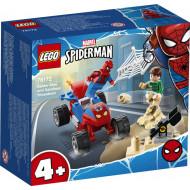 LEGO Super Heroes Spider-Man And Sandman Showdown (76172)