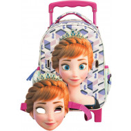 Frozen Anna Σακίδιο Νηπιαγωγείου Trolley 2021 (341-67072)