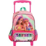 Barbie Think Sweet Σακίδιο Νηπιαγωγείου Trolley 2021 (349-70073)