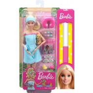Λαμπάδα Barbie Wellness Ημέρα Ομορφιάς-3 Σχέδια (GKH73)