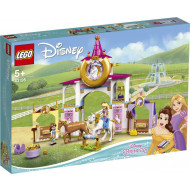 LEGO Disney Princess Belle & Rapunzel's Royal Stables (43195)