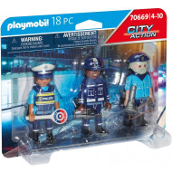 Playmobil Ομάδα Αστυνόμευσης (70669)