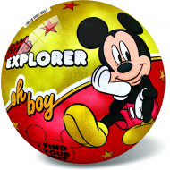 MICKEY 23CM BALL LITTLE EXPLORER