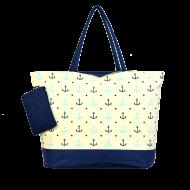 Τσάντα Θαλάσσης Με Πορτοφόλι
