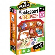 Παζλ Το Πρώτο μου Παζλ Montessori Headu (20140)