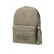 Polo Σακίδιο πλάτης Original Double Scarf Jean Λαδί (2021) (9-01-235-6600)