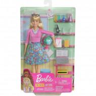 Mattel Barbie Δασκάλα Κούκλα GJC23
