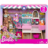 Mattel Barbie Pet Supply Store Μαγαζί Για Κατοικίδια GRG90