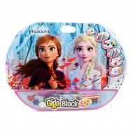 Giga Block Σετ Ζωγραφικής 5 Σε 1 Disney Frozen II 1023-62722
