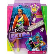 Mattel Barbie Extra – Blue Curly Hair (GRN30)