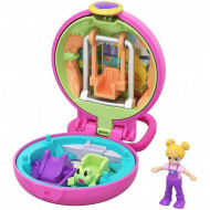 Mattel Polly Pocket Tiny Compact Μίνι Σετάκια Μπρελόκ GKJ39 / GKJ42