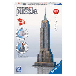 3D Puzzle Midi 216 pcs Empire State Building (12553)