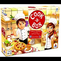 ΕΠΙΤΡΑΠΕΖΙΟ Cook-a-Box (100575)