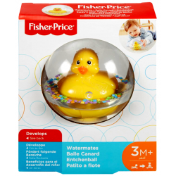 FISHER PRICE ΜΠΑΛΙΤΣΑ ΜΕ ΠΑΠΑΚΙ (DVH21)