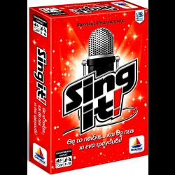 ΕΠΙΤΡΑΠΕΖΙΟ Sing it! (100566)