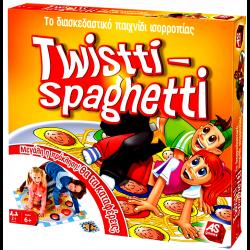 Επιτραπέζιο Παιχνίδι Twistti Spaghetti (1040-21606)