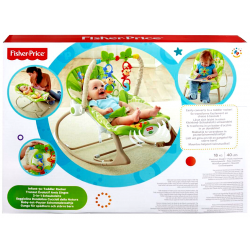 Fisher Price Infant To Toddler-Ριλάξ/Κούνια (CBF52)