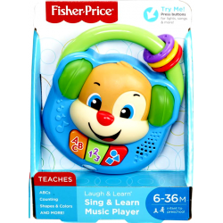 Fisher Price Laugh & Learn Εκπαιδευτικό Ραδιοφωνάκι (FPV17)