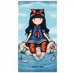Santoro Gorjuss Πετσέτα Θαλάσσης 75Χ150cm Little Fishes (SA91001)