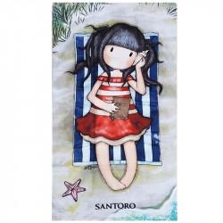 Santoro Gorjuss Πετσέτα Θαλάσσης 75Χ150cm Summer Days (SA91003)