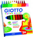 DIA Giotto 24 Μαρκαδόροι Turbo Color (000071500)