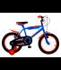 ΠΟΔΗΛΑΤΟ 16'' ORIENT TIGER BMX ΜΠΛΕ - ΠΟΡΤΟΚΑΛΙ ΣΕ ΟΛΑ ΤΑ ΠΟΔΗΛΑΤΑ -20% (151502)