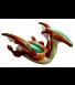 Φουσκωτό στρώμα φτερωτός Δράκος 1.35 X 1.98m (03L-41105)