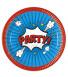 ΠΙΑΤΑ BOOM PARTY ΜΕΓΑΛΑ 8 ΤΜΧ (85659)