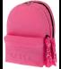POLO Τσάντα Double Scarf Ανοιχτό Ροζ (9-01-235-16)
