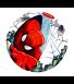 ΦΟΥΣΚΩΤΗ ΜΠΑΛΑ SPIDERMAN 51 EK (03L-98002B)