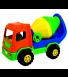Φορτηγό Μπετονιέρα
