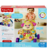 Fisher Price Laugh & Learn Εκπαιδευτική Στράτα Ροζ Σκυλάκι Smart Stages (FTC68)